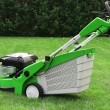 Stock Photo: Grass cutter