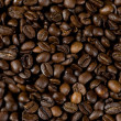 Texture, coffee beans — Stock Photo