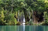 Plitvice Lakes National Park, Croatia. — Stock Photo