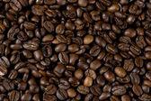 Texture, coffee beans — Stock Photo