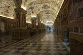 The Vatican museum — Stock Photo