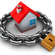 House security — Stock Photo #3504484