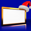 Christmas frame — Stock Photo #3554241