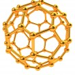 Stock Photo: Molecular structure