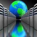 Internet servers — Stock Photo #3555012