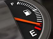Fuel meter — Stock Photo