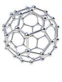 Molecular structure — Stock Photo