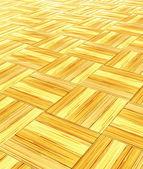 Parquet floor background — Stock Photo