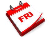 Friday — Stock Photo