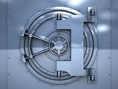 Vault door — Stock Photo