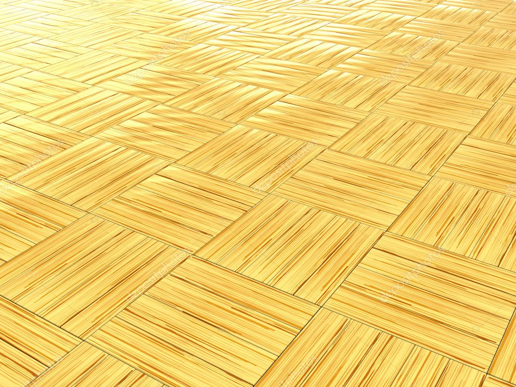 3d illustration of parquet floor texture or background — Stock Photo #3554706