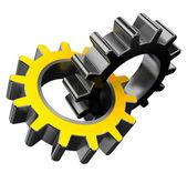 Gear wheels — Zdjęcie stockowe