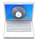 Information protection — Stock Photo