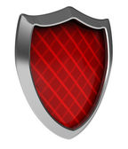 Shield icon — Stock Photo
