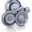 Gear wheels — Stock Photo #3791949