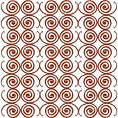 Spiral patterns background — Stock Photo
