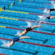 Swimmer — Stock Photo #3507229