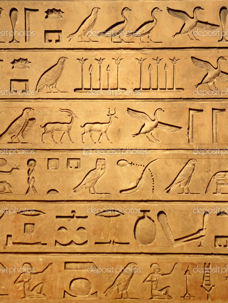 hieroglyphics writing Our hieroglyphic alphabet is an a to z of hieroglyphs designed for fun to translate words into ancient egyptian hieroglyphics.