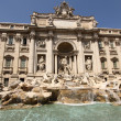 Trevi Fountain in Rome, Italy — Stock Photo #3505130