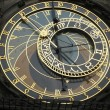 Astrological clock — Stockfoto #3538170
