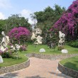 Stock Photo: Thailand, Pattaya. Park of ancient stones.