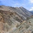Ladakh, India, a mountain landscape of Small Tibet. — Stock Photo