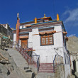 Ladakh, India, capital Leh, in street cities. — Stock Photo #3851526