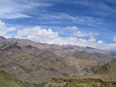 Ladakh, India, a mountain landscape of Small Tibet. — Stock Photo