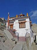 Ladakh, india, leh capital, en las ciudades de calles. — Foto de Stock