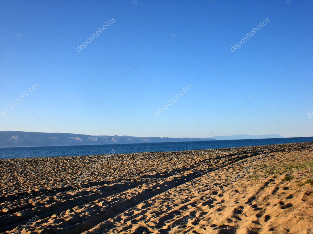 Lake Baikal, Russia  Stock Photo #4603324