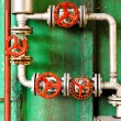 Stock Photo: Pressure regulators