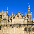 Seville Cathedral, Spain — Stock Photo #3528092