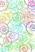 Circles Background — Stock Photo