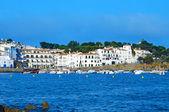 卡达凯斯,西班牙的海岸 — 图库照片