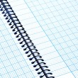 Spiral notebook — Stock Photo #3559865
