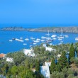 A view of Portlligat bay, Cadaques, Spain — Stock Photo