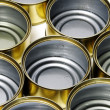 Stockfoto: Empty cans