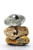 Pedras de zen — Fotografia Stock