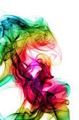 Colors Smoke — Stock Photo