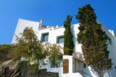 Dali's house in Portlligat, Cadaques, Spain — Stock Photo