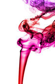 Colors Smoke — Stock Photo