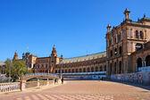 Plaza de España — ストック写真
