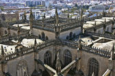 Seville Cathedral — Stockfoto