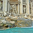 Trevi Fountain — Stock Photo #3747376