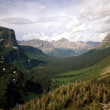 Glacier National Park, Montana — Stock Photo