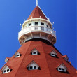 Hotel del Coronado, San Diego — Stock Photo