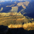 Grandeur Point, Grand Canyon — Stock Photo