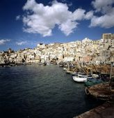 Sicilian village — Stock Photo