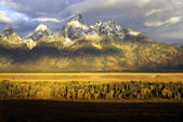 Grand Teton, Wyoming — Stock Photo