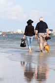 Retirement vacation — Stock Photo